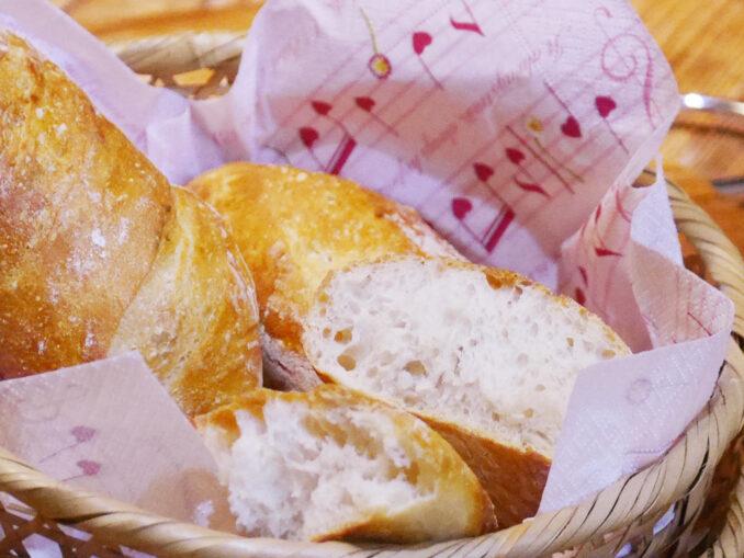 こねないパン作り